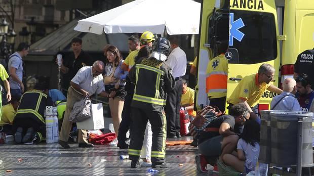 Resultado de imagen de barcelona attacks