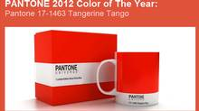 It even has a mug: Screen grab from www.pantone.com