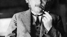 You don't have to be a theoretical physicist to share a few character traits with Albert Einstein. Heck, you don't even have to know what theoretical physics means. (AP)