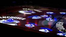 A member of the Vancouver Canucks has been diagnosed with mumps. (DARRYL DYCK/THE CANADIAN PRESS)