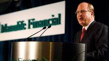 Manulife CEO Donald Guloien (MIKE CASSESE/MIKE CASSESE/REUTERS)