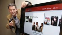 Netflix CEO Reed Hastings. (Paul Sakuma/AP)
