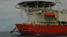 Nautilus Minerals Ltd.'s plans to mine sea bed deposits of precious minerals near Papua New Guinea have been derailed for now. (© Nautilus Minerals)