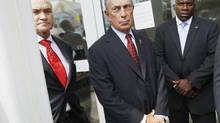 New York City Mayor Michael Bloomberg spoke to the Sikh Cultural Society in New York last week in the wake of a shooting at a Wisconsin Sikh temple. (SHANNON STAPLETON/Reuters)