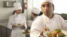 Should the chef be handling your food today? (Getty Images)