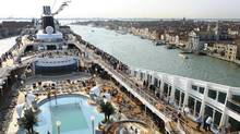 The MSC Poesia heads for summer sailings in Europe after winter in the Caribbean.