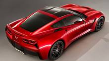 2014 Chevrolet Corvette Stingray (General Motors)