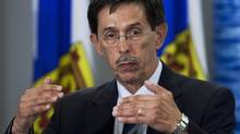 Nova Scotia Auditor-General Jacques Lapointe. (Andrew Vaughan/The Canadian Press)