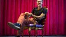 Lino DiSalvo, who served as animation director on the Disney hit Frozen seen here in Vancouver August 13, 2014. (John Lehmann/The Globe and Mail)