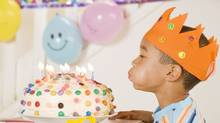 More families are throwing half-birthday parties for their children. (Getty Images/Thinkstock/Getty Images/Thinkstock)