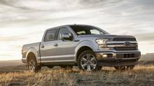 2018 Ford F-150 (Ford)