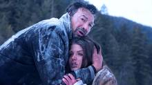 Filmed and set in British Columbia, the drama features Aleks Paunovic and Marie Avgeropoulos as hitchhikers with dubious agendas.