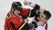 The tension between an increasingly violence-averse society and the take-no-prisoners machismo we see on the ice is changing our concept of masculinity (REUTERS)