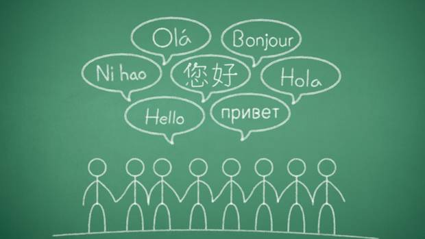 I need a good, language-related topic... ?