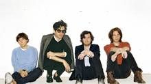 Phoenix is kicking off a North American tour in Vancouver. (Universal Music)