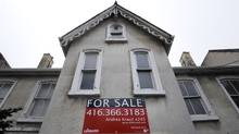 Real estates sales in Canada's largest city fell 34 per cent in July compared to a year ago. (Fred Lum/Fred Lum/The Globe and Mail)