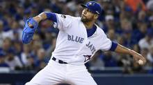 There was no world in which the risk-averse and bottom-line-fixated Blue Jays were going to pay David Price $31-million (U.S.) a year to play into his mid-30s and beyond. (Fred Lum/The Globe and Mail)