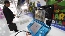 Sales of the Nintendo 3DS have not been as strong as the company anticipated, and projections for full-year 3DS sales have been revised downward. (Toru Hanai/Reuters/Toru Hanai/Reuters)
