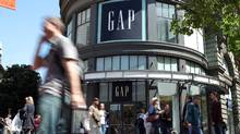 A Gap store in San Francisco. (Justin Sullivan/Getty Images)
