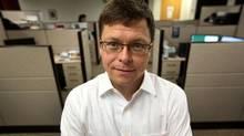 Nigel Wallis, research director at IDC Canada. (Deborah Baic/Deborah Baic/The Globe and Mail)