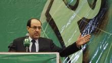 Iraqi Prime Minister Nuri al-Maliki. (AP Photo/Karim Kadim, File) (Karim Kadim/AP)