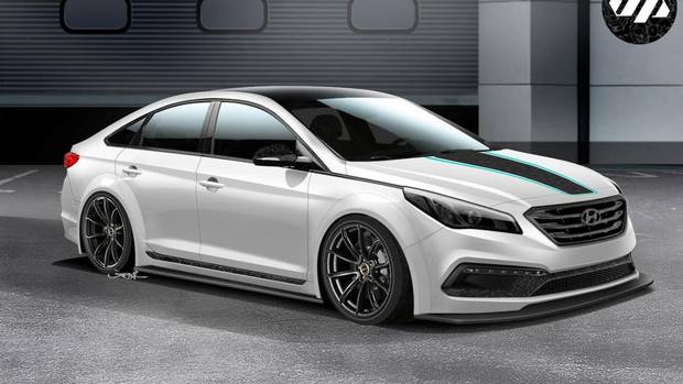 In Pictures Sixteen Cool Cars Coming To Sema The Globe