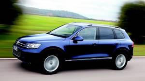 2012 VW Touareg 3.0 TDI