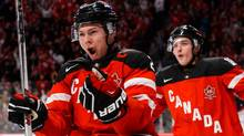 Curtis Lazar is among the world-class forwards coming out of Canada into the NHL (Getty Images)