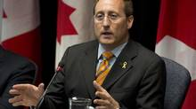 A new victims' bill of rights put 'victims in a better place, their more rightful place, which is at the heart of the system,' Justice Minister Peter MacKay says. (Andrew Vaughan/The Canadian Press)