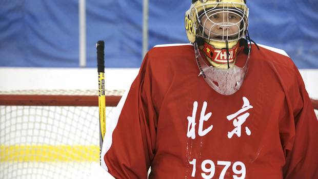 The Man Behind The Push To Bring The NHL To China