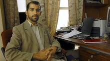 Reza Ibrahimi, 25, assistant investigator at the Afghanistan Independent Human Rights Commission, has conducted hundreds of interviews with detainees about their treatment in Kandahar.