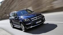 Mercedes-Benz GL 350 CDI BLUETEC (Mercedes-Benz)