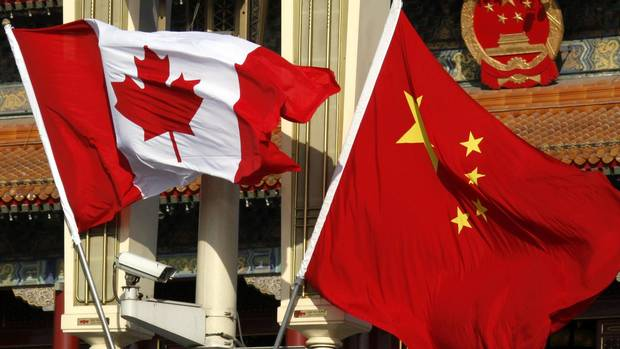 Image result for Chinese Communist mouthpiece the People's Daily finds an outlet in Canada