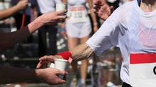 Marathon training is a great time to prepare your body for the rigours of a race, but proper nutrition and hydration are essential (Thinkstock)