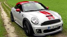 2012 Mini Coupe John Cooper Works edition (Petrina Gentile for The Globe and Mail)