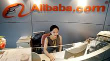 The operating profit of China's Alibaba was 49 per cent of revenue in the second quarter of 2013, while U.S.-based e-retailer Amazon makes less than 1 per cent. (Eugene Hosh/AP)