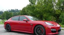 2013 Porsche Panamera GTS (Petrina Gentile for The Globe and Mail)