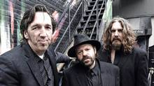 Blackie and the Rodeo Kings: Colin Linden, Stephen Fearing and Tom Wilson. (Handout)