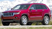 2011 Jeep Grand Cherokee (Chrysler/Chrysler)