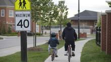 Between 1999 and 2012, the median assets of households headed by people under 35 rose by 14 per cent, but the median debt of such households rose 61 per cent. (Fred Lum/The Globe and Mail)