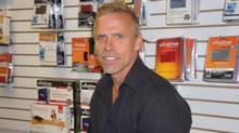 Storage Appliance Corp. CEO Bryan McLeod (JEFF JUSTICE/CLICKFREE)