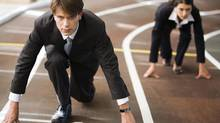 Entrepreneurs also need to work on their leadership skills. (iStockphoto / Getty Images)
