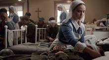 """Siobhán Williams, the actress who stars in our latest Heritage Minute, """"Nursing Sisters,"""" which commemorates the service and sacrifice of women on the front lines of the First World War. (Historica Canada)"""