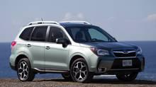 2014 Subaru Forester (Subaru)