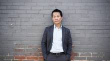 Hieu Van Ng, an Assistant Professor at the University of Calgary in the Faculty of Social Works is photographed in downtown Calgary on Friday, September 05, 2014. As part of his research he has been collecting data on street gangs in the city and how immigrant youth end up joining them (Chris Bolin For The Globe and Mail)