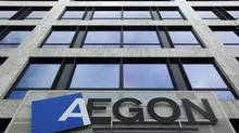"A 2008 file photo of the head office of Dutch financial insurance company Aegon is seen in The Hague. In 2011, Aegon offered to advise firm Caerus on a £2-million deal for ""sales and marketing activity"" over five years. (STR/Reuters)"