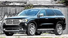 2011 Dodge Durango (Webb Bland/Chrysler)