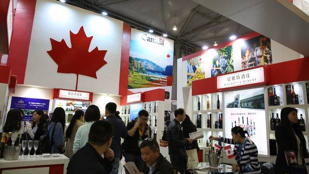 Canada Hopes Chinese Consumers Warm Up To Cool Climate