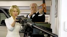 Helen Mirren and John Malkovich get busy.