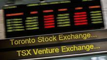 The S&P/TSX Venture Composite Index is down more than 70 per cent from its March 2011 highs. (Mark Blinch/Reuters)